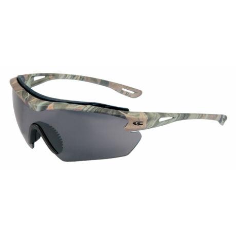 Gunner E019-B110 védőszemüveg camouflage fekete