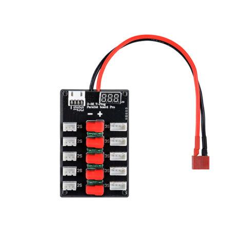 LI-PO akkumulátor töltő elosztó