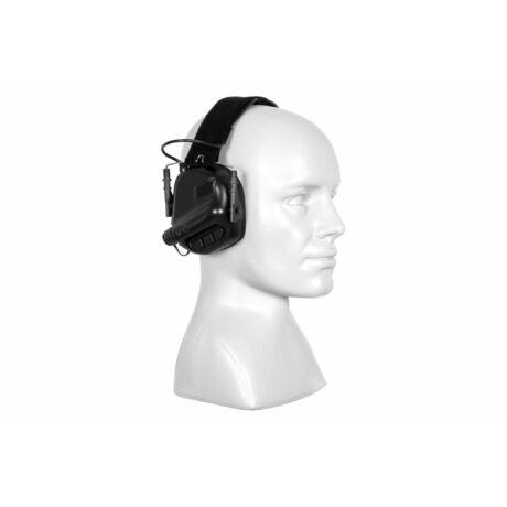 M31 Earmor hallásvédő fültok Fekete