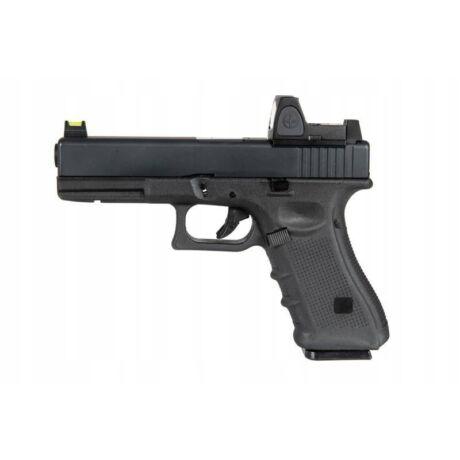 Raven Glock17 Fekete GEN.4 BDS Red-dot