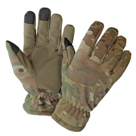 3M™ Thinsulate™ Softshell téli katonai kesztyű multicam
