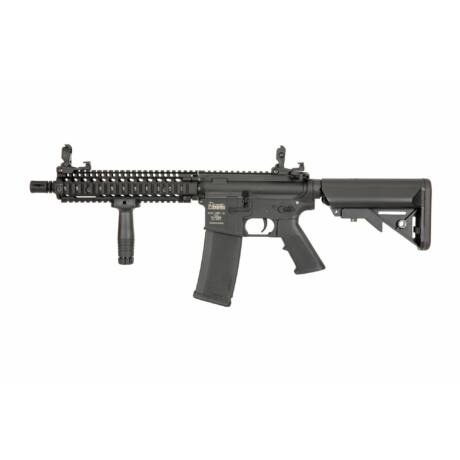 Specna Arms Daniel Defense® MK18 SA-C19 CORE™ X-ASR™ AEG M4 airsoft puska Fekete