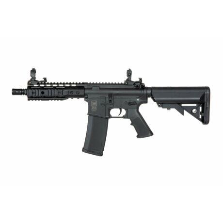 Specna Arms SA-C12 CORE™ X-ASR™ AEG M4 airsoft puska Fekete