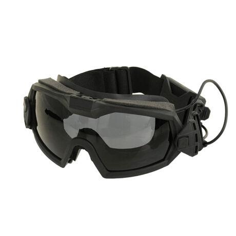 Ventilátoros airsoft védőszemüveg BK