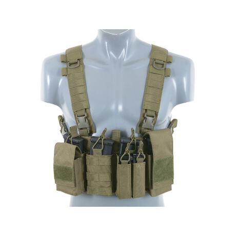 Sniper Chest Rig Fel és Lecsatolható panellel GEN 2 OD