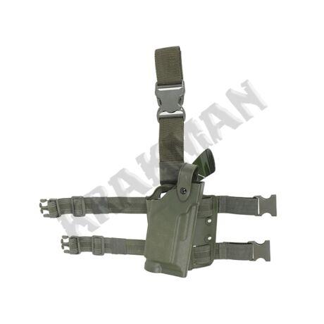 Műanyag combtok Beretta 92 OD