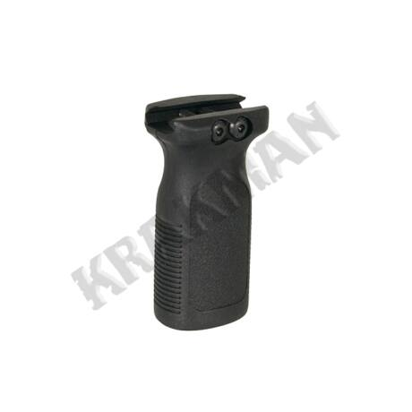 Rail vertical grip