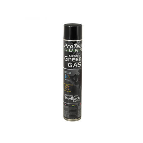 Pro Tech Green Gas