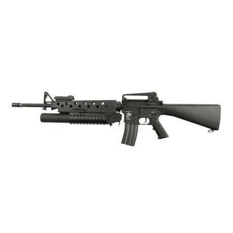 Specna Arms SA-G02 ONE™ airsoft AEG puska gránátvetővel