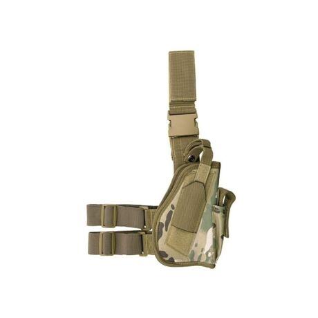 Airsoft pisztoly combtok Normál Multicamo Fix
