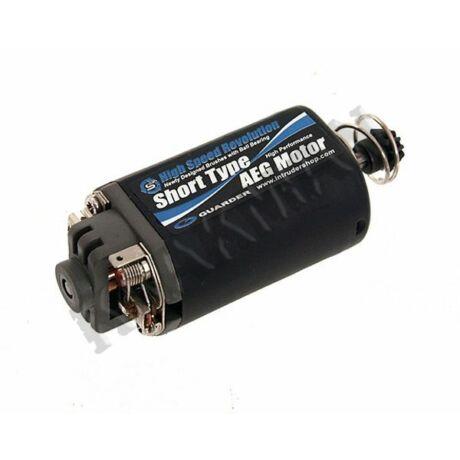 High Speed Revolution Short Type Motor