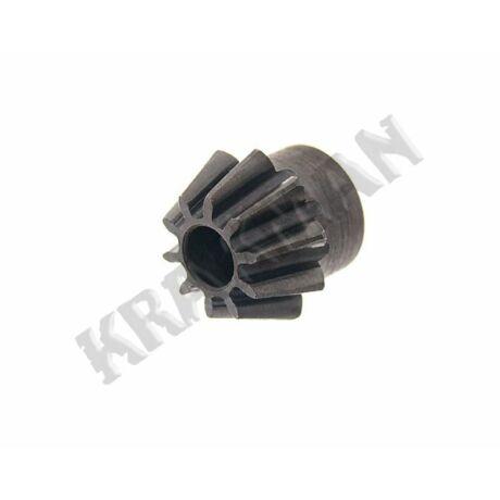Airsoft SHS D profilú pinion gear, kúp fogaskerék