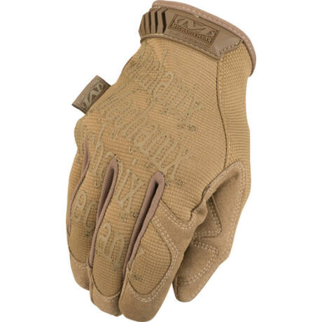 Mechanixwear Original covert (Coyote) lövész kesztyű