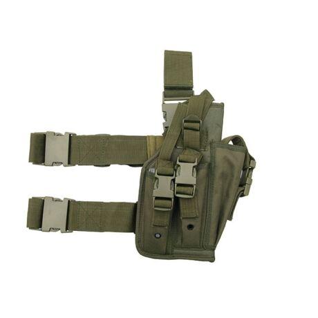 MK23/DE pisztoly combtok Olive