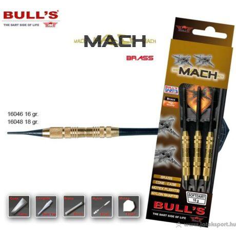 Dart szett Bull''''s Mach soft 18g