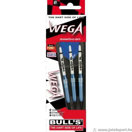 Dartszett Bull''''''''s Wega soft 16 gr
