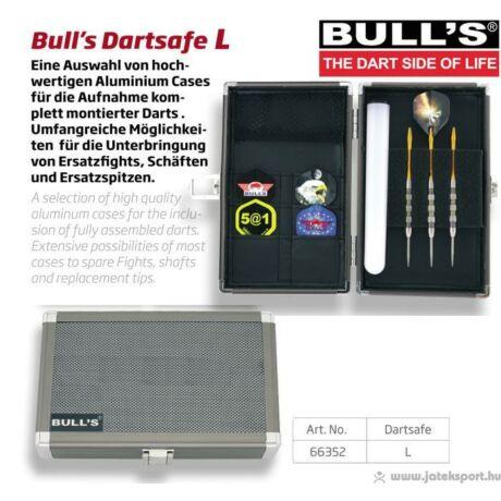 Bull''''s darts tok Dartsafe L alu