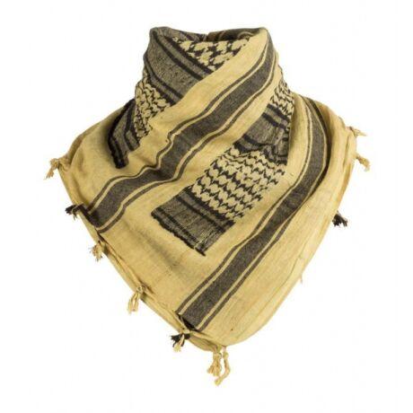 Shemagh Khaki arab kendő