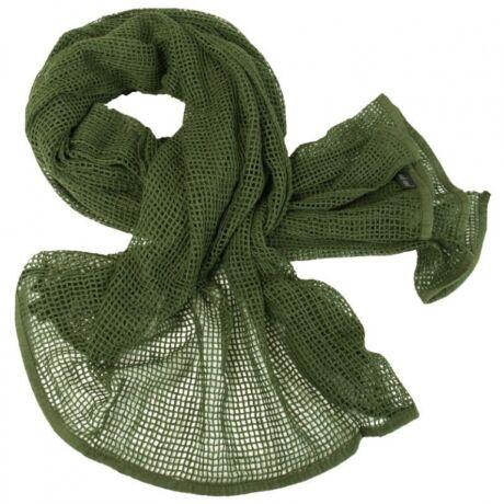 Álca kendő-necc zöld 90x190cm