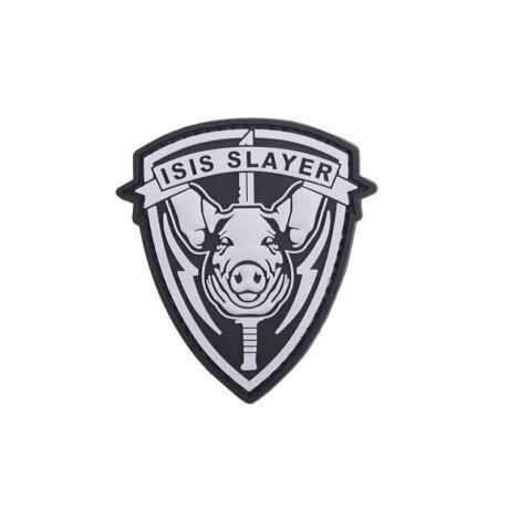 Isis Slayer Pig tépőzáras felvarró