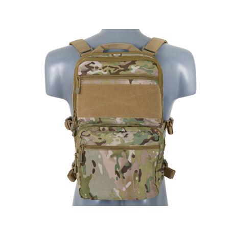 Front paneles hátizsák Multicam