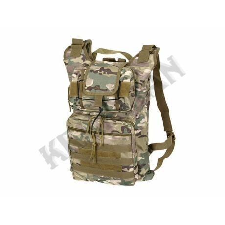 Universal assault waist/backpack Multicamo