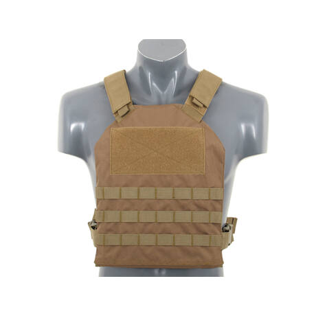 Simple Plate Carrier mellény Coyote