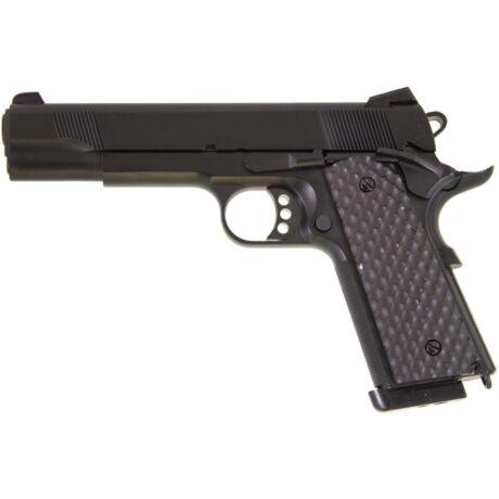 Raven 1911 MEU airsoft GBB pisztoly Fekete