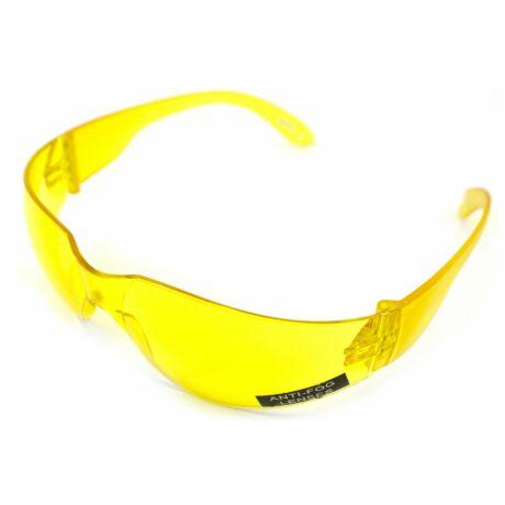 Nuprol védőszemüveg sárga