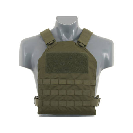 Simple Plate Carrier taktikai mellény OD Airsoftcentrum.hu