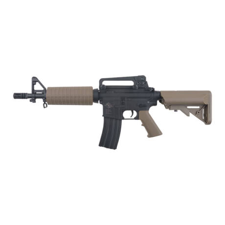 Specna Arms-C02 CORE™X-ASR™ airsoft AEG M4 Half Tan