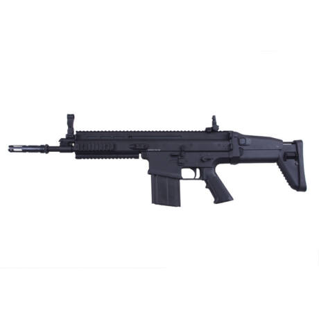Double Bell/DBoys SC-02 SCAR Heavy airsoft AEG Fekete
