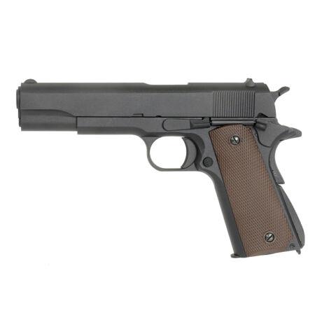 KJW Colt 1911 Full fém airsoft GBB pisztoly