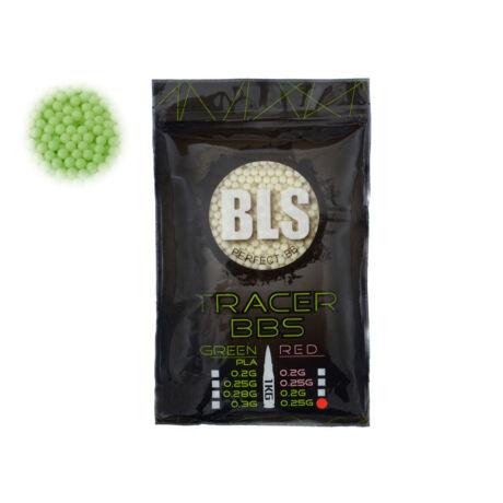 BLS 0,25g 4000bb 1kg Tracer Zöld BB