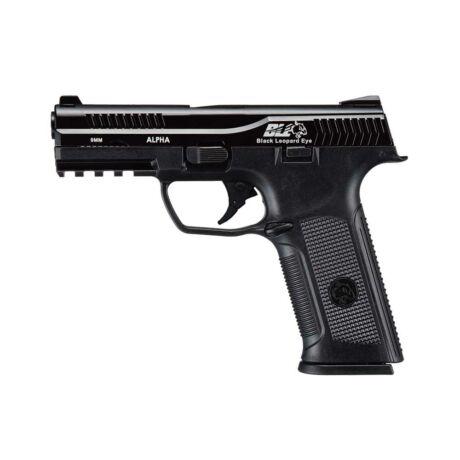 ICS BLE Alpha Pistoly Fekete