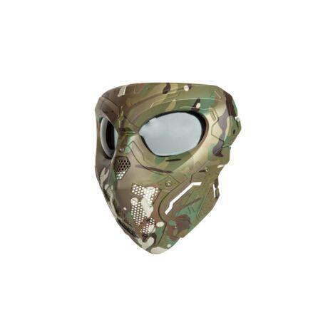 Lurker airsoft teljes védőmaszk Multicam