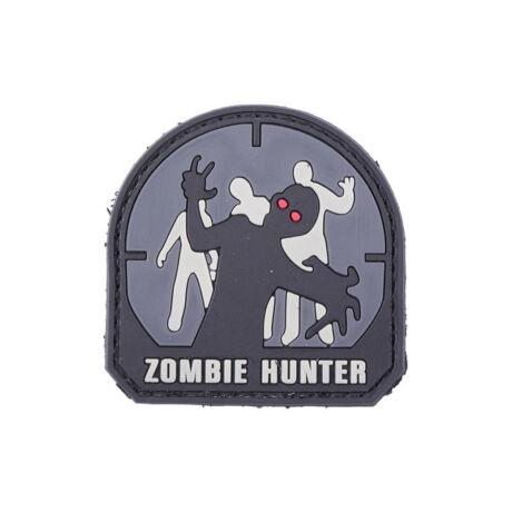Zombie Hunter airsoft tépőzáras felvarró