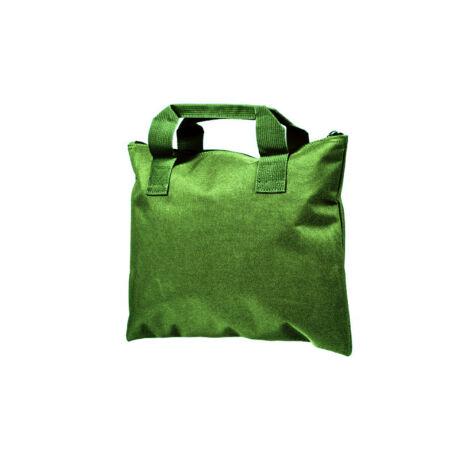 Olive airsoft taktikai táska, fegyver táska