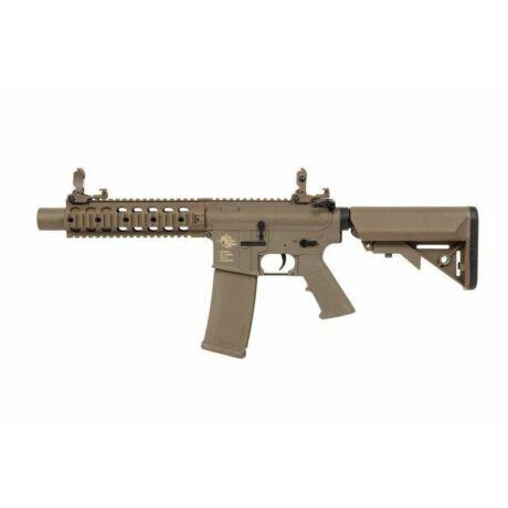 Specna Arms  SA-C05 CORE™ Carbine Full Tan,airsoft m4, airsoft puska, olcsó airsoft, aeg,elektromos airsoft, rövid m4