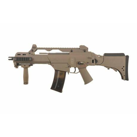 Specna Arms SA-G12V EBB Carbine Tan Airsoftcentrum.hu