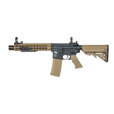 Specna Arms-C07 CORE™Carbine  Half Tan,airsoft m4, airsoft puska, olcsó airsoft, aeg,elektromos airsoft