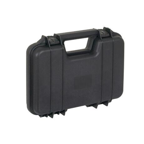 Keményfedeles Pisztolytáska, pisztoly koffer, műanyag koffer