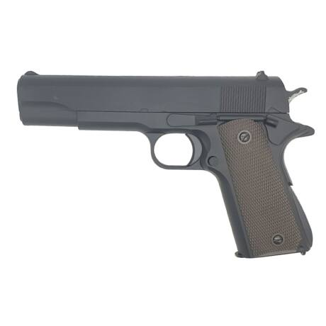 GH 1911 spring Colt Fém, airsoft rugós pisztoly