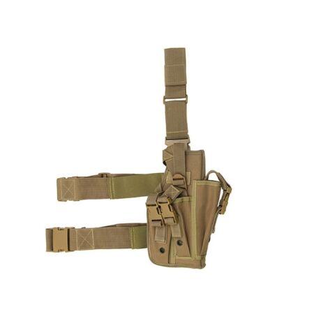 MK23/DE airsoft Combtok Coyote, pisztoly tok