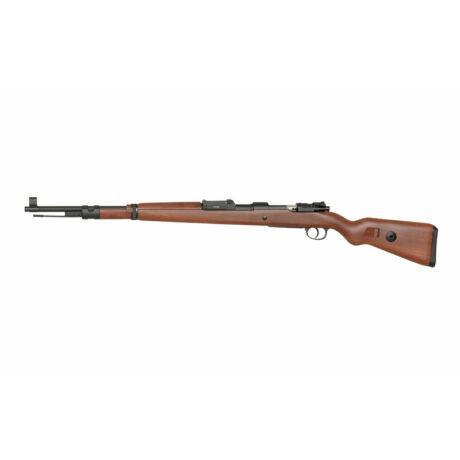 WWII airsoft KAR98K GREEN GAS puska [Double Bell]