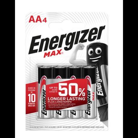 Energizer AAA/4 max elem