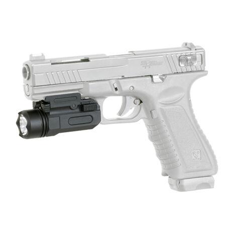 Taktikai airsoft LED pisztolylámpa 150lm
