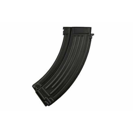 EL AK47/AKM acél airsoft AK AEG mid-cap tár (120bb)