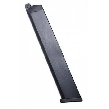 Raven Glock 18/17 airsoft GBB hosszú tár