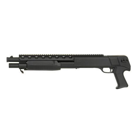 DE M309 airsoft springes shotgun